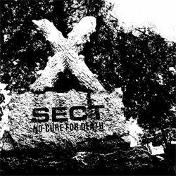 "Sect ""No Cure For Death"" CD"