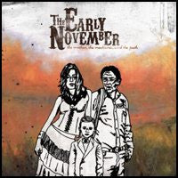 "The Early November ""The Mother, The Mechanic And The Path"" CD"