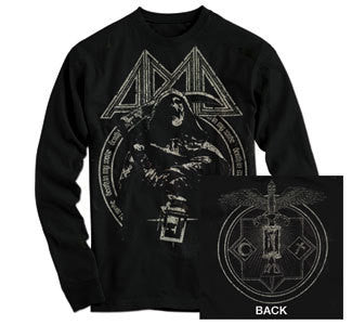 "All Pigs Must Die ""Death In My Wake"" Long Sleeve Shirt"