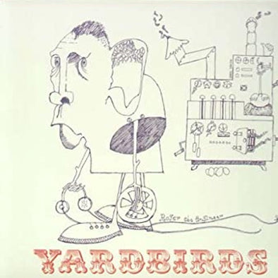"Yardbirds ""Roger The Engineer"" LP"