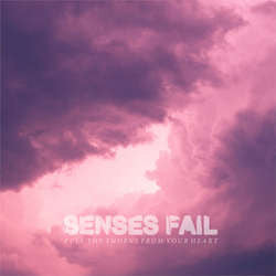 "Senses Fail ""Pull The Thorns From Your Heart"" LP"