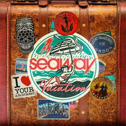 "Seaway ""Vacation"" CD"