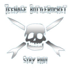 "Teenage Bottlerocket ""Stay Rad!"" CD"