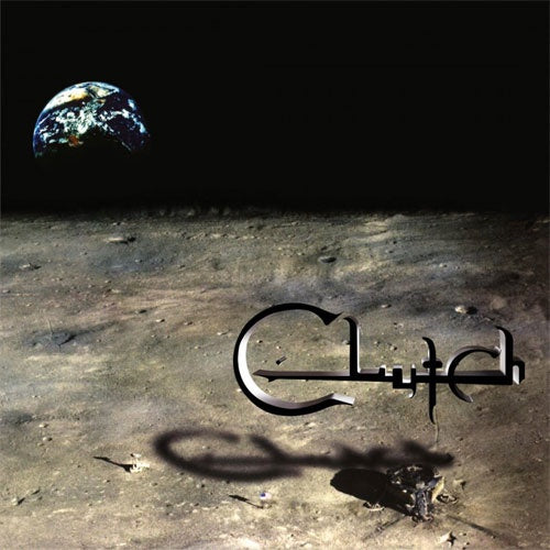 "Clutch ""Self Titled"" LP"