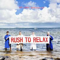 "Eddy Current Suppresion Ring ""Rush To Relax"" CD"