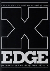"Various Artists ""Edge:Perspectives On Drug Free Culture"" DVD"