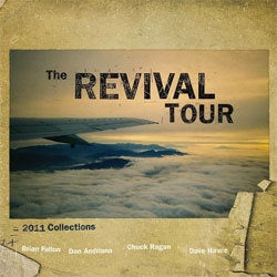 "Chuck Ragan ""Revival Tour: 2011 Collections"" LP"