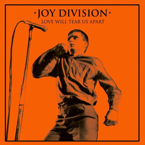 "Joy Division ""Love Will Tear Us Apart - Halloween Edition"" 12"""