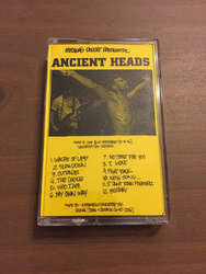 "Ancient Heads ""Live Series"" Cassette"