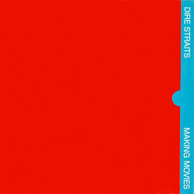 "Dire Straits ""Making Movies"" LP"