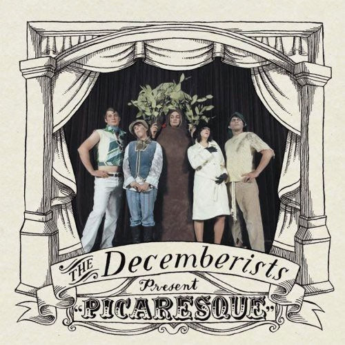 "The Decemberists ""Picaresque"" 2xLP"