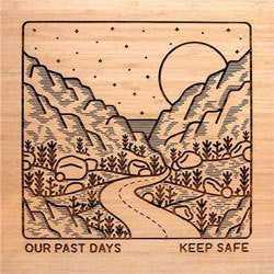 "Our Past Days ""Keep Safe"" CD"