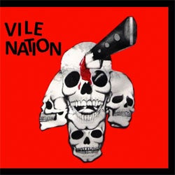 "Vile Nation ""Tight Lease"" 7"""