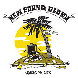"New Found Glory ""Makes Me Sick"" LP"