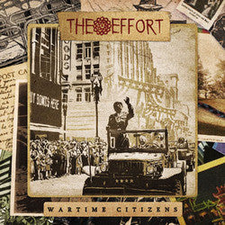 "The Effort ""Wartime Citizens"" CD"