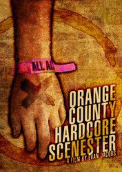 Orange County Hardcore Scenester DVD