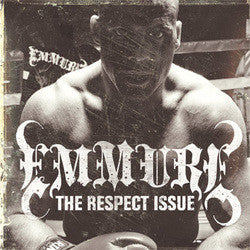 "Emmure ""The Respect Issue"" CD"
