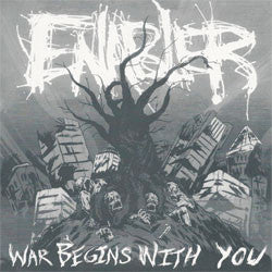 "Enabler ""War Begins With You"" 7"""