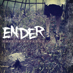 "Ender ""This Is Revenge"" CD"