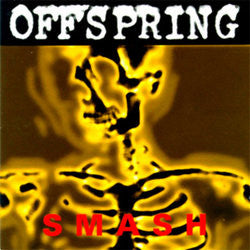 "The Offspring ""Smash"" CD"