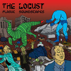 "The Locust ""Plague Soundscapes"" LP"