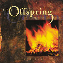 "The Offspring ""Ignition"" CD"