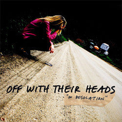 "Off With Their Heads ""In Desolation"" CD"