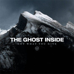 "The Ghost Inside ""Get What You Give"" CD"