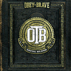 "Obey The Brave ""Young Blood"" CD"