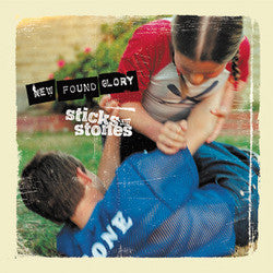 "New Found Glory ""Sticks And Stones"" LP"