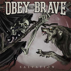 "Obey The Brave ""Salvation"" CD"