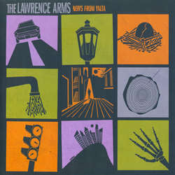 "The Lawrence Arms ""News From Yalta"" 7"""