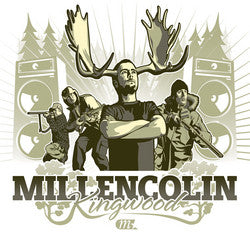 "Millencolin ""Kingwood"" CD"