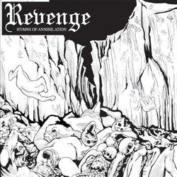 "Revenge ""Hymns Of Annihilation"" CD"