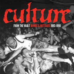 "Culture ""From The Vault"" CD"