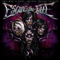 "Escape The Fate ""This War Is Ours"" CD Deluxe"