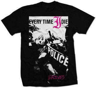 "Every Time I Die ""Ex Lives"" T Shirt"