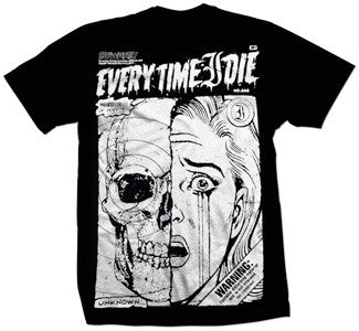 "Every Time I Die ""Scream"" T Shirt"