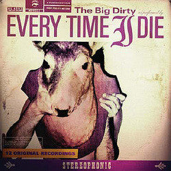 "Every Time I Die ""The Big Dirty"" CD/DVD"