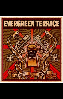 "Evergreen Terrace ""Almost Home"" CD"