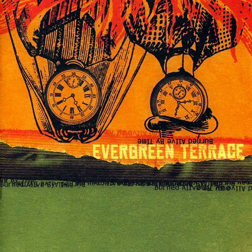"Evergreen Terrace ""Burned Alive By Time"" CD"
