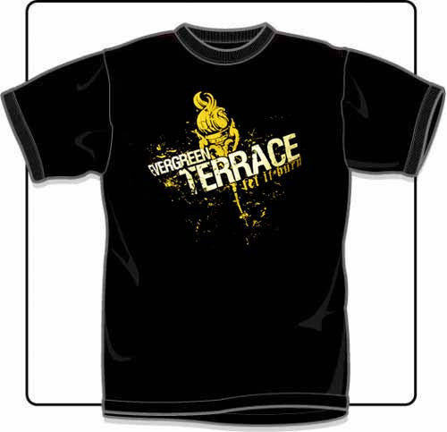 Evergreen Terrace Torch T Shirt