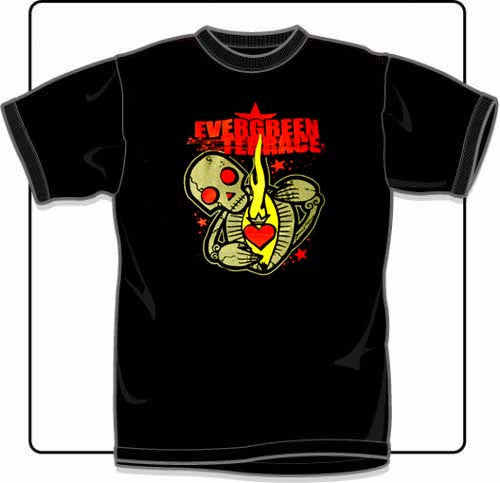 Evergreen Terrace Robot T Shirt