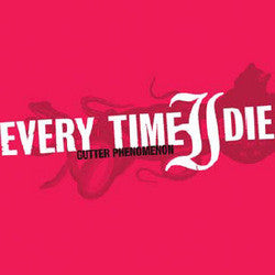 "Every Time I Die ""Gutter Phenomenon"" CD/DVD"