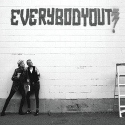 "Everybody Out ""<i>self titled</i>"" CD"