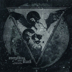 "Everything Went Black ""Cycles Of Light"" CD"