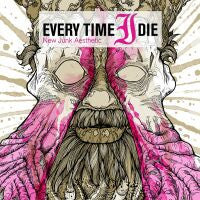 "Every Time I Die ""New Junk Aesthetic"" CD"