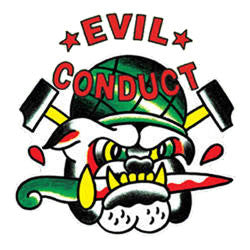 "Evil Conduct ""That Old Tattoo"" 11"""