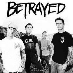 "Betrayed ""Substance"" CD"