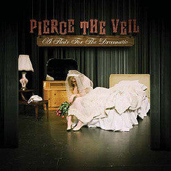"Pierce The Veil ""A Flair For The Dramatic"" LP"